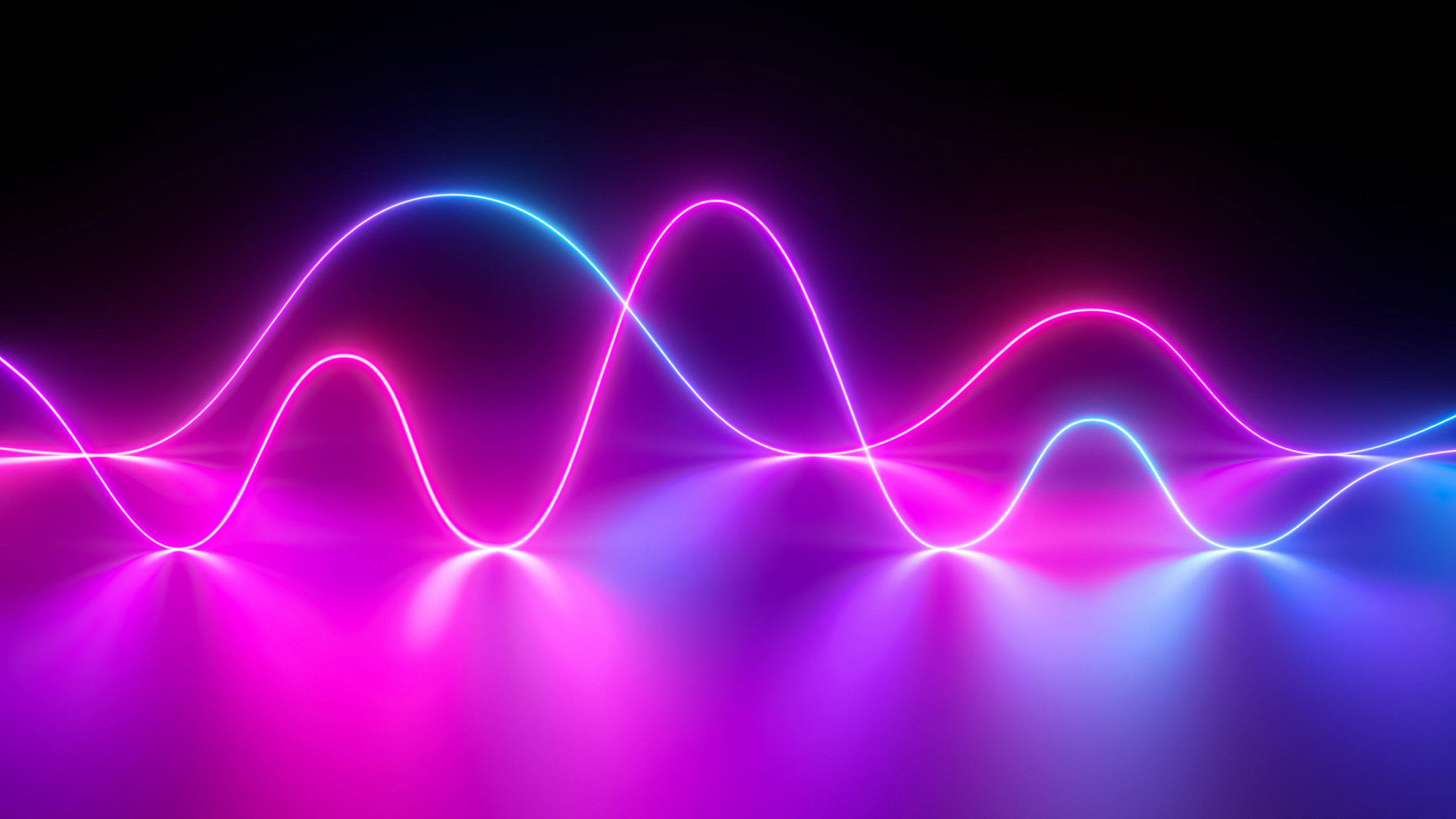 Download wallpaper oscilloscope from huawei mediapad m6 2560x1440 - Background images 4k hd ...