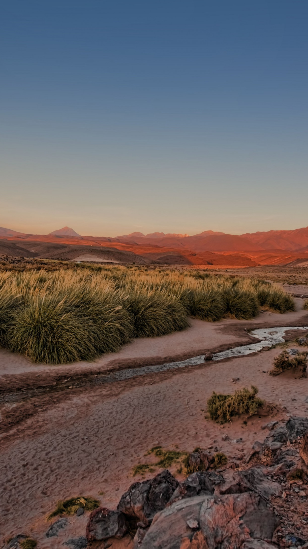 Atacama desert wallpaper 1242x2208