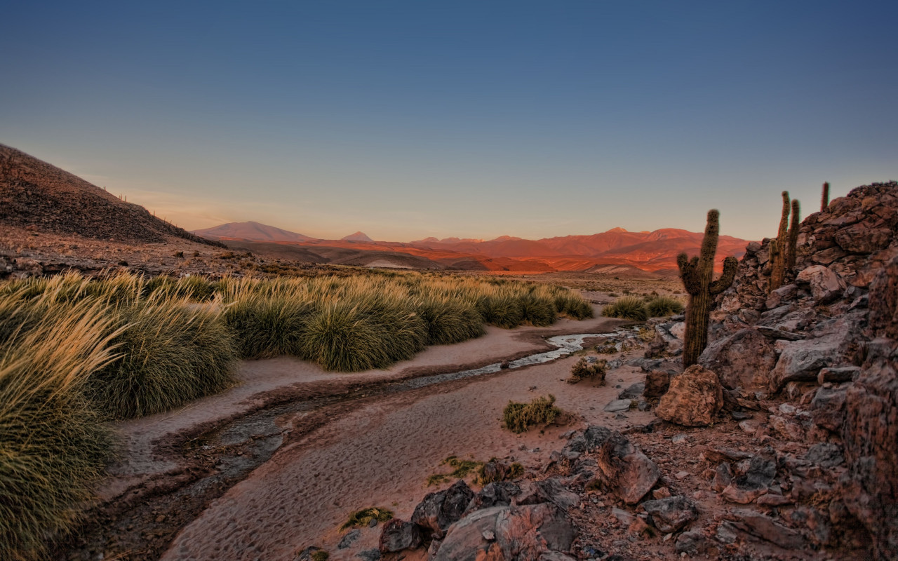 Atacama desert wallpaper 1280x800