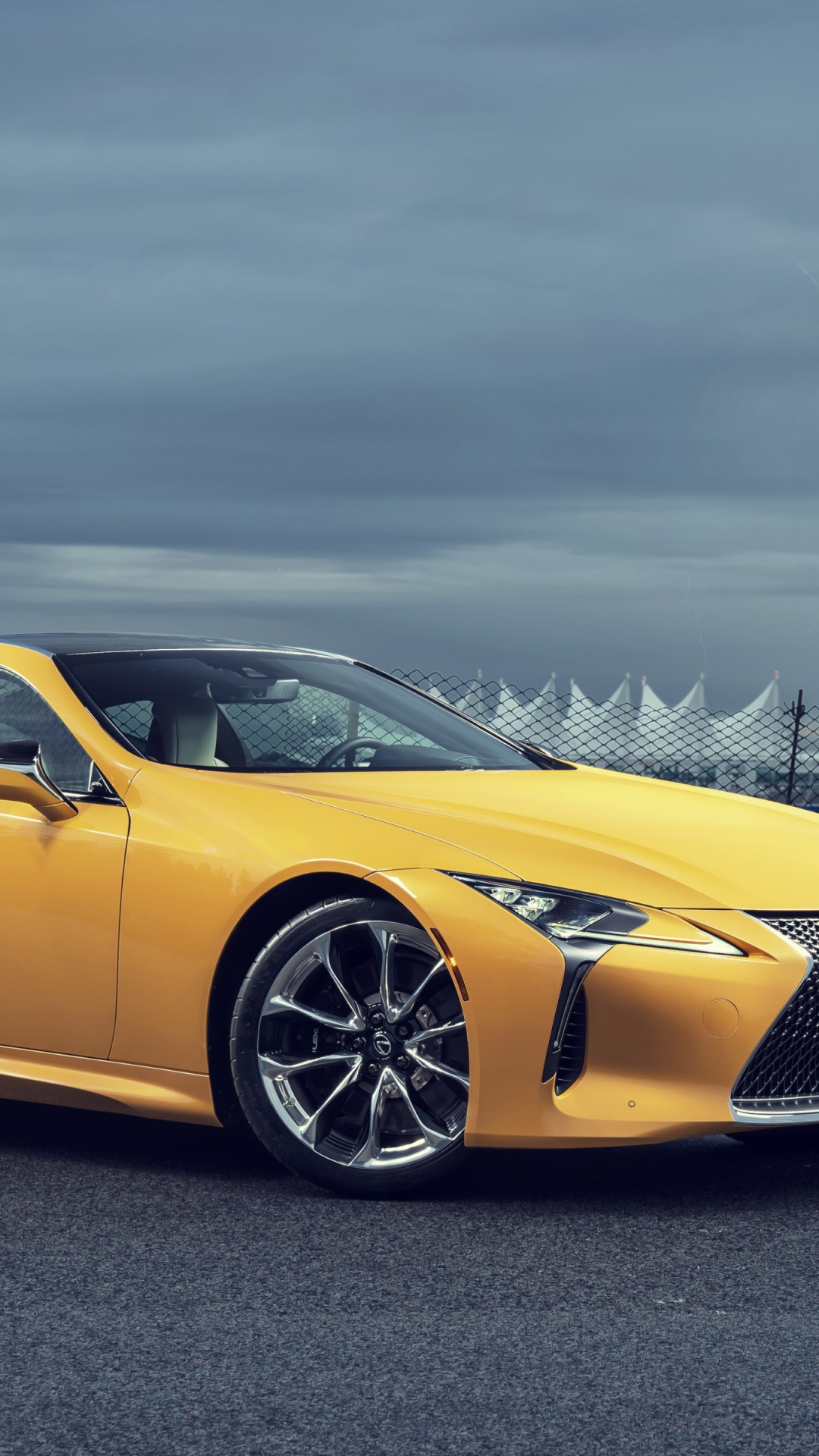 Lexus LC 500 Inspiration Series wallpaper 1080x1920