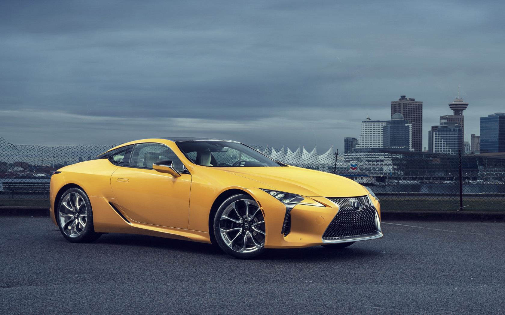 Lexus LC 500 Inspiration Series wallpaper 1680x1050