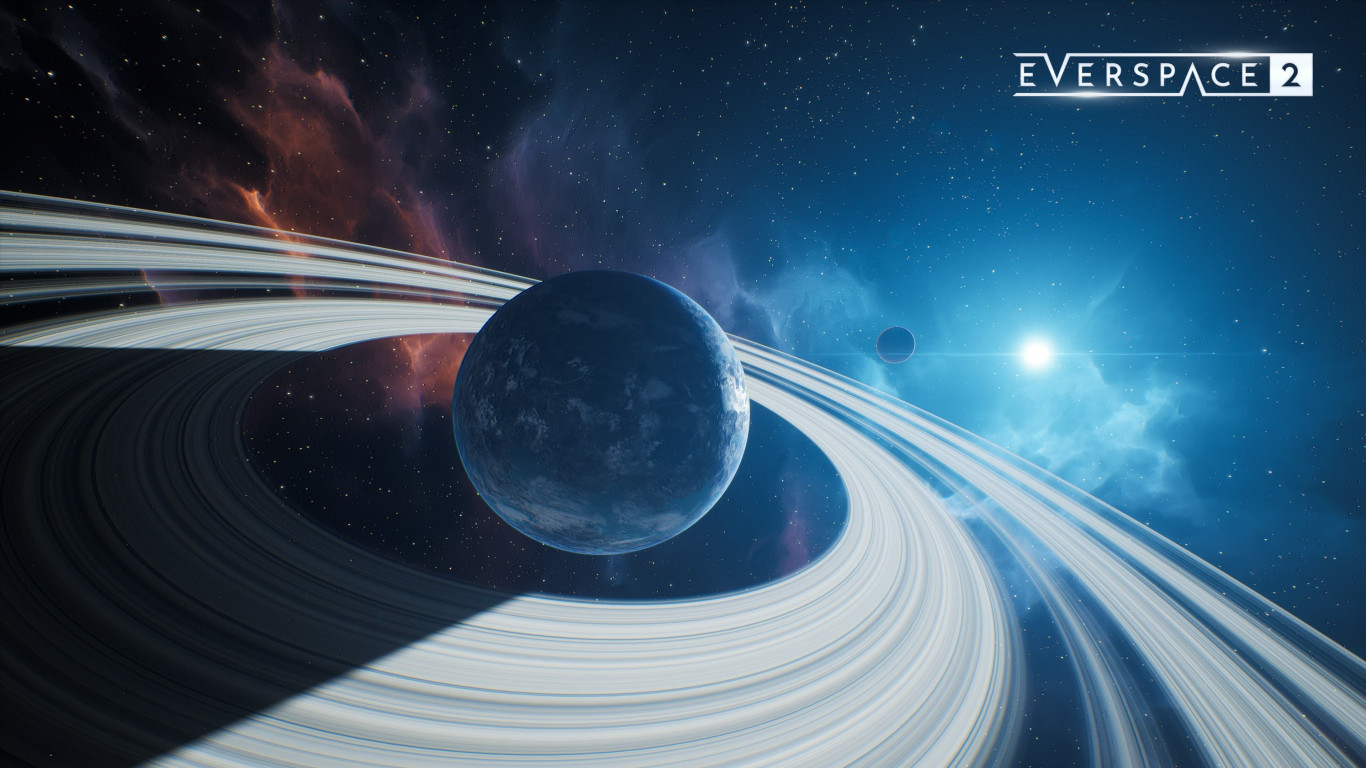 Everspace 2 wallpaper 1366x768