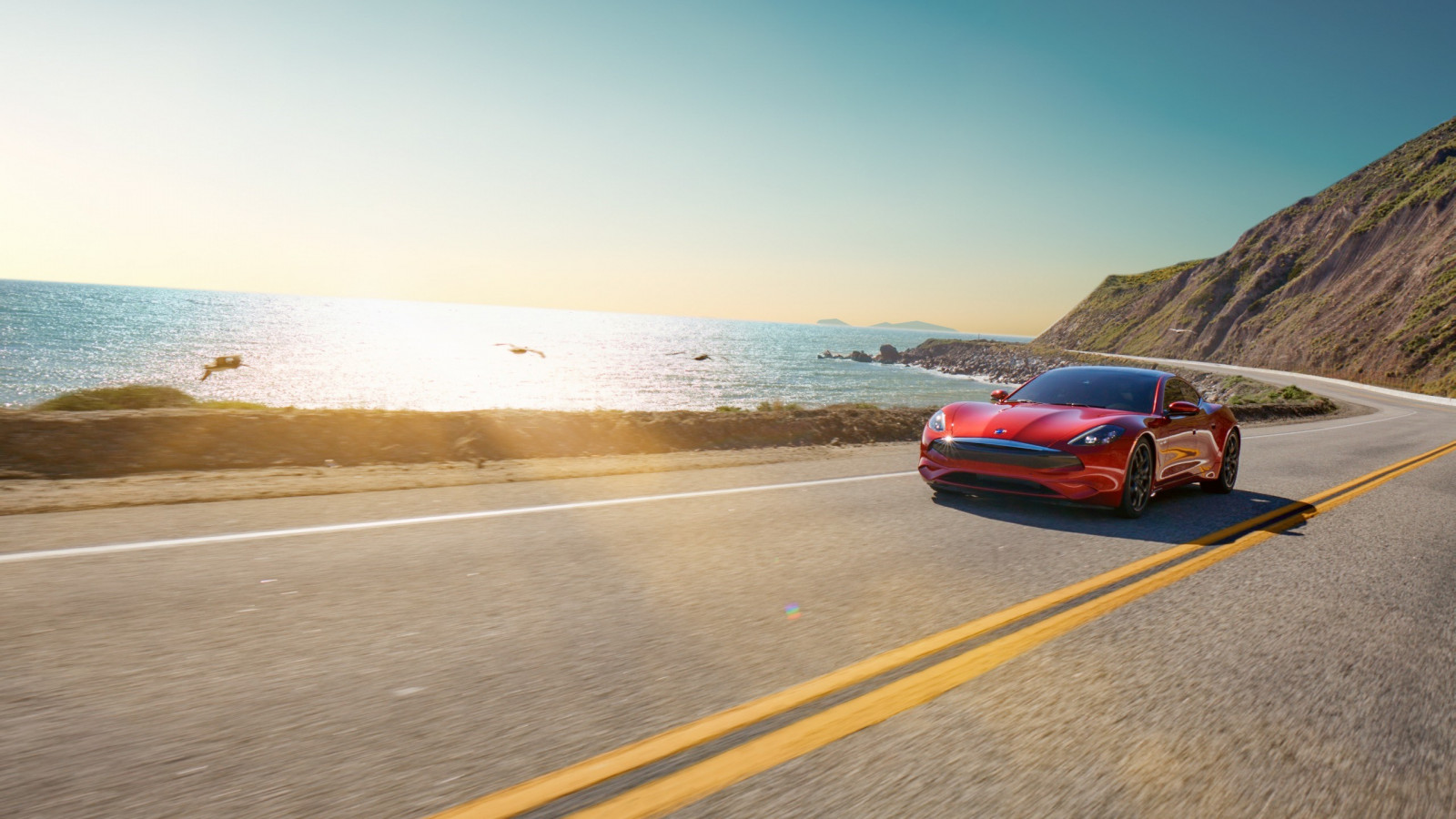 Karma Revero GT wallpaper 1600x900