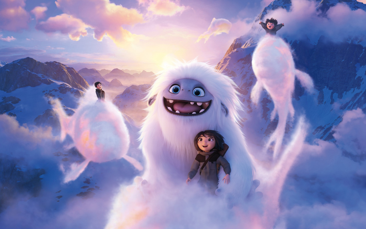 Abominable wallpaper 1280x800