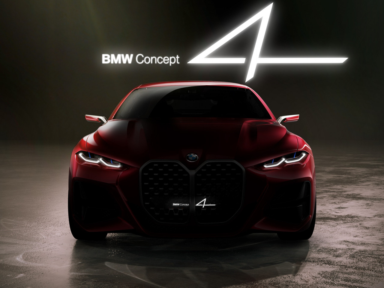 BMW Concept 4 wallpaper 1280x960