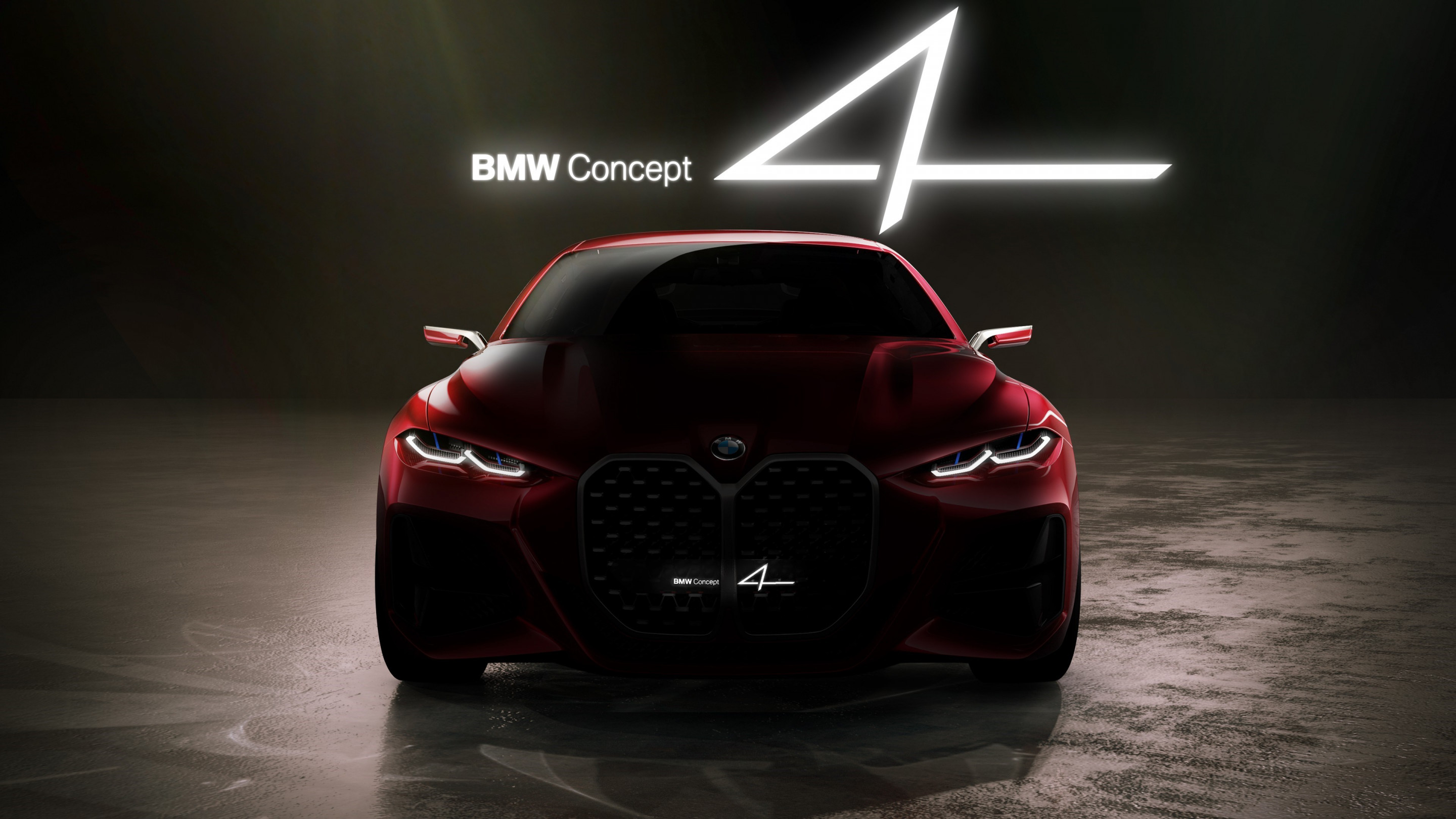 BMW Concept 4 wallpaper 2880x1620