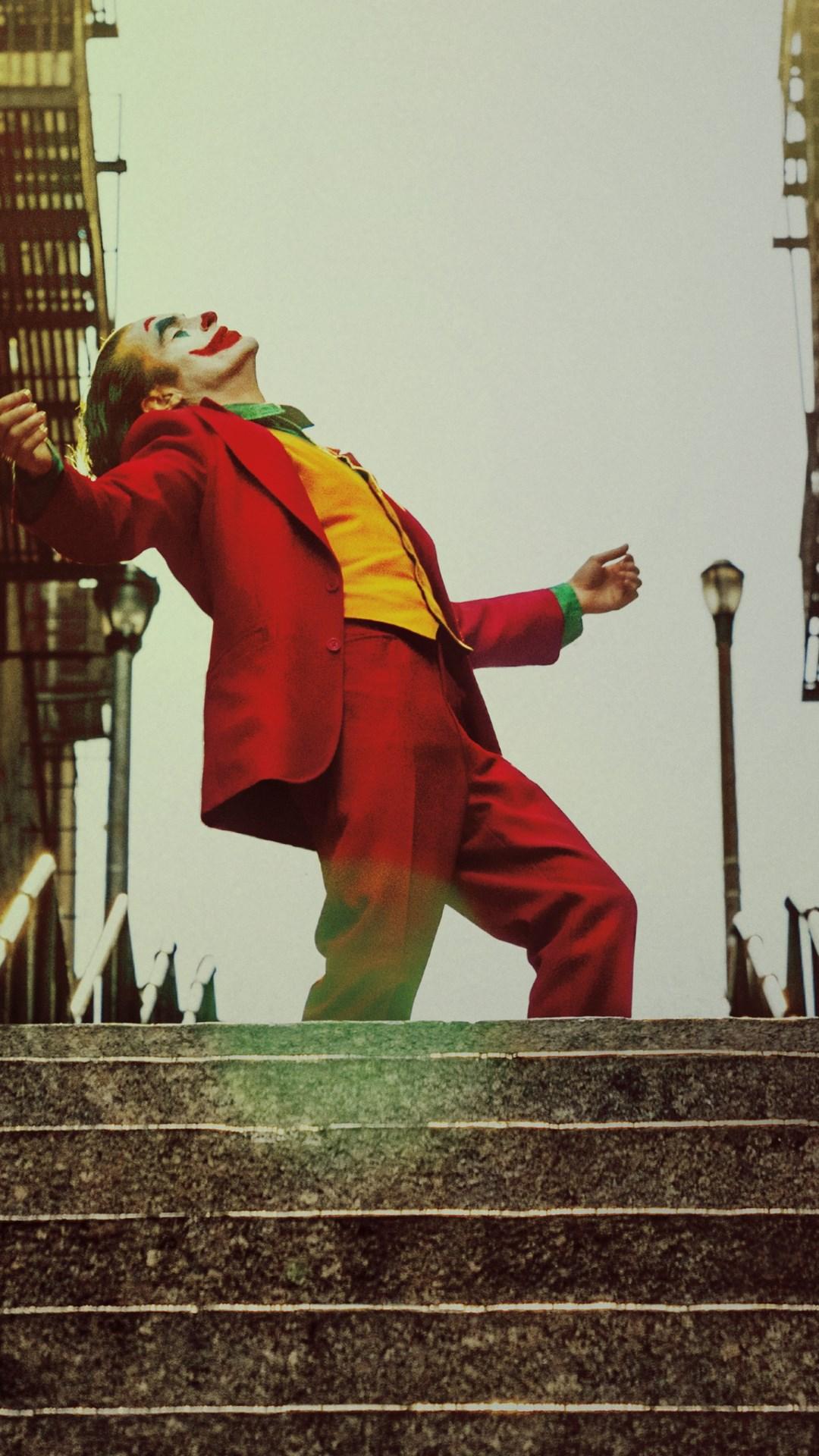 Download Wallpaper Joker 1080x1920