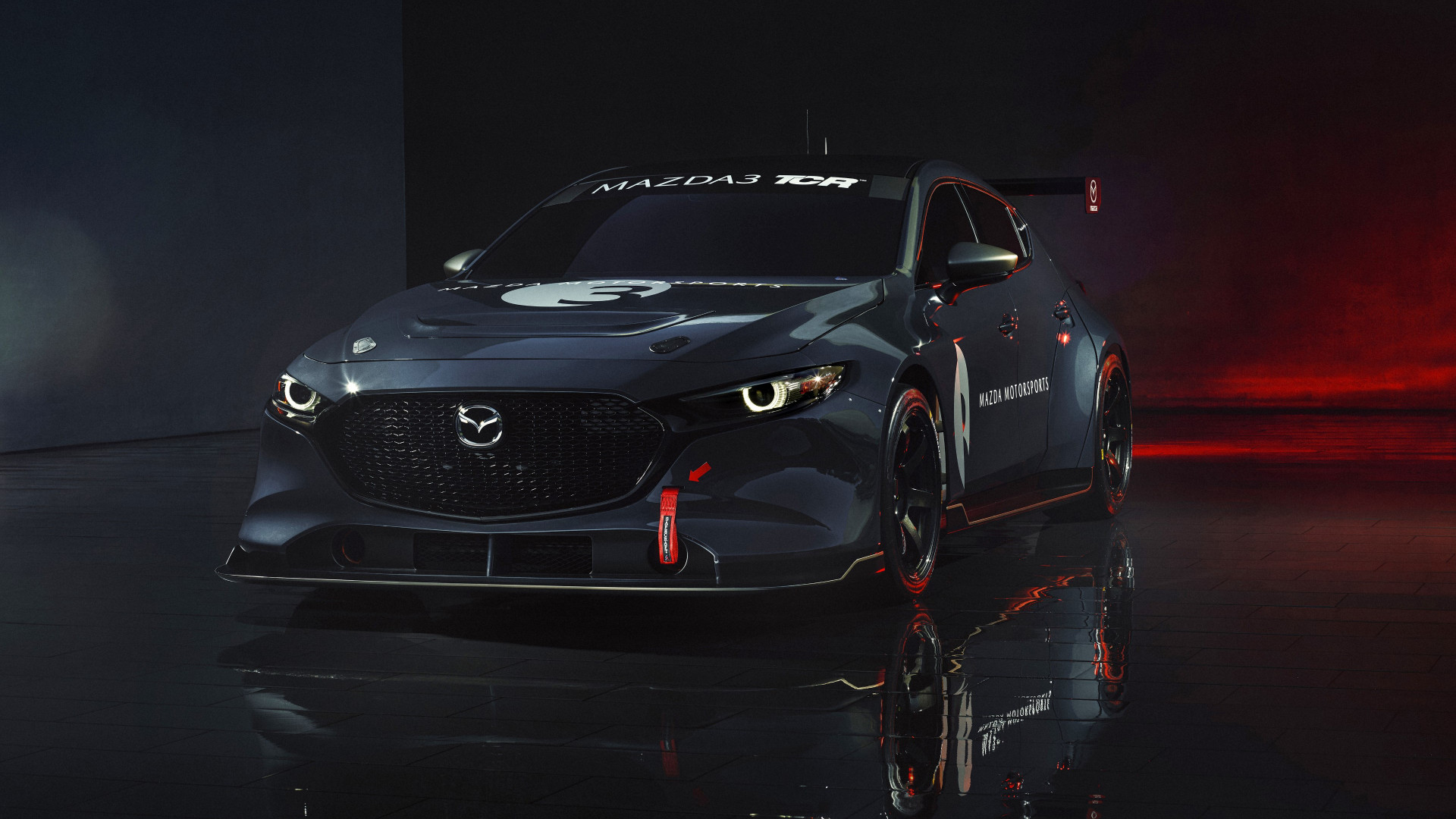 Mazda 3 TCR wallpaper 1920x1080