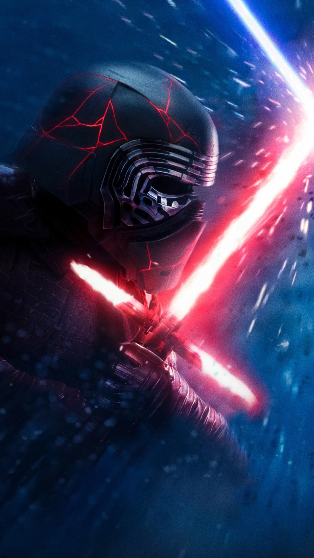 Download wallpaper: Star Wars: The Rise of Skywalker new ...