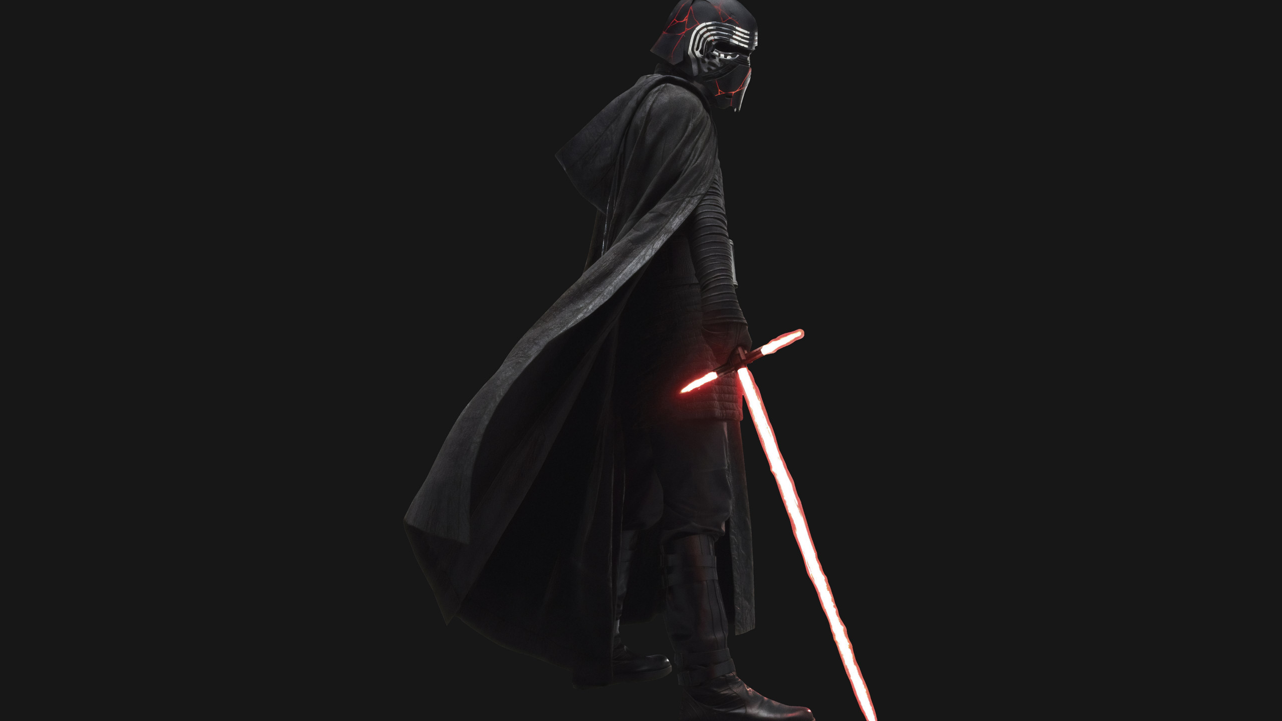 Kylo Ren in Star Wars: The Rise of Skywalker wallpaper 2560x1440