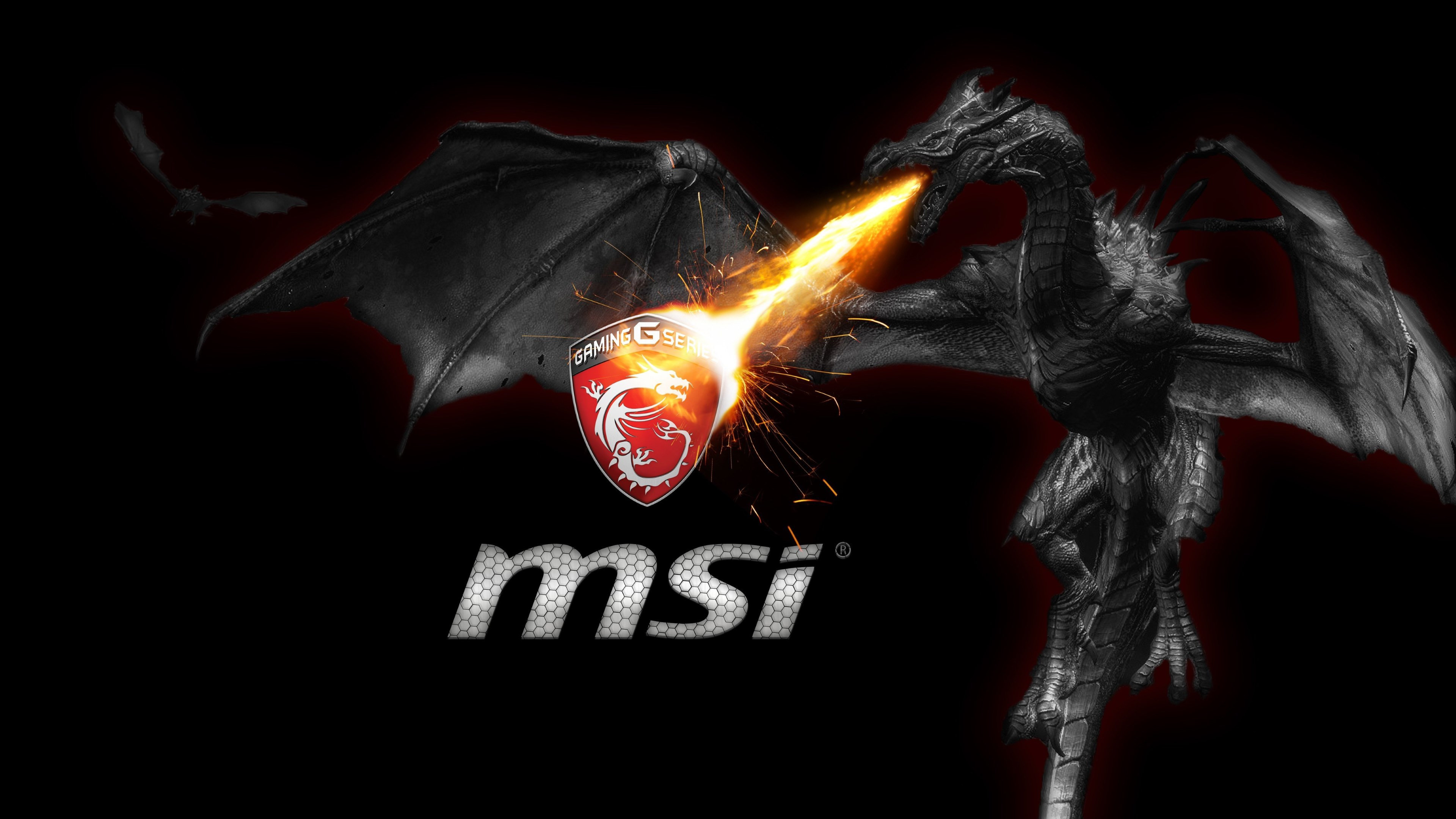 MSI G Series wallpaper 3840x2160