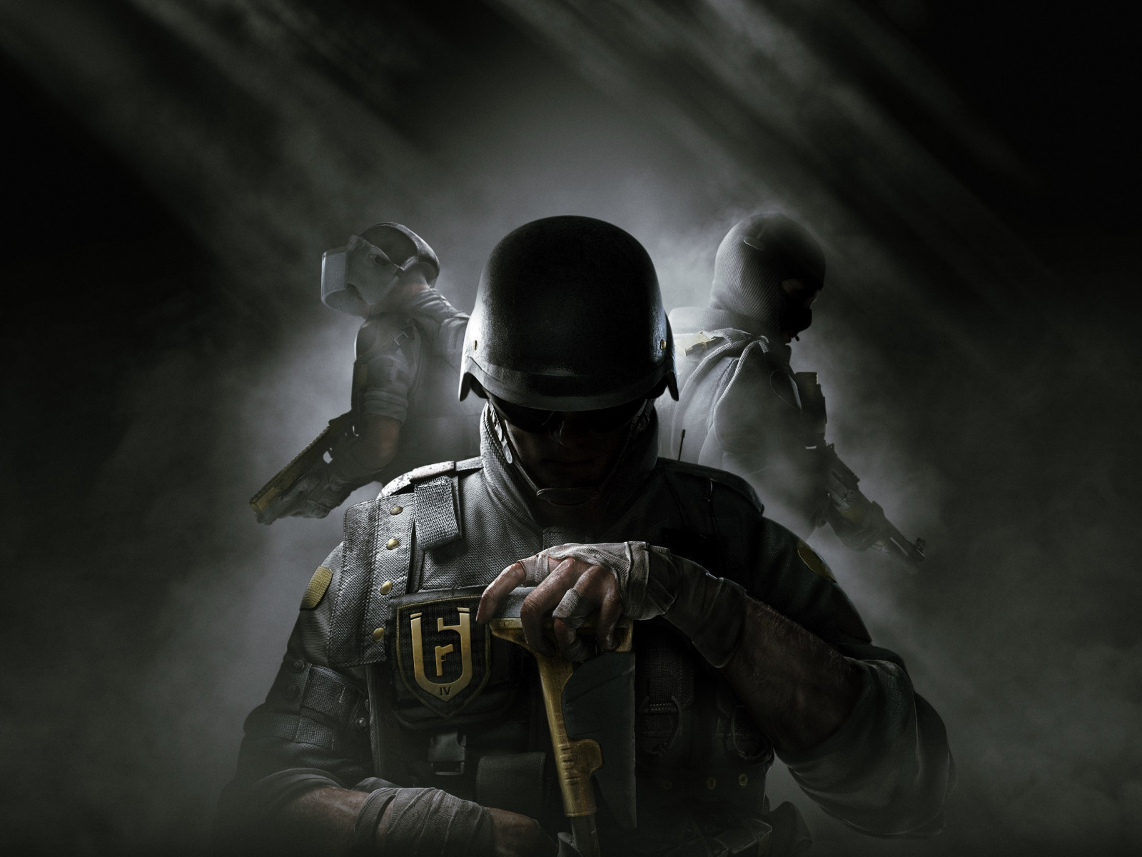 Rainbow Six Siege wallpaper 1600x1200