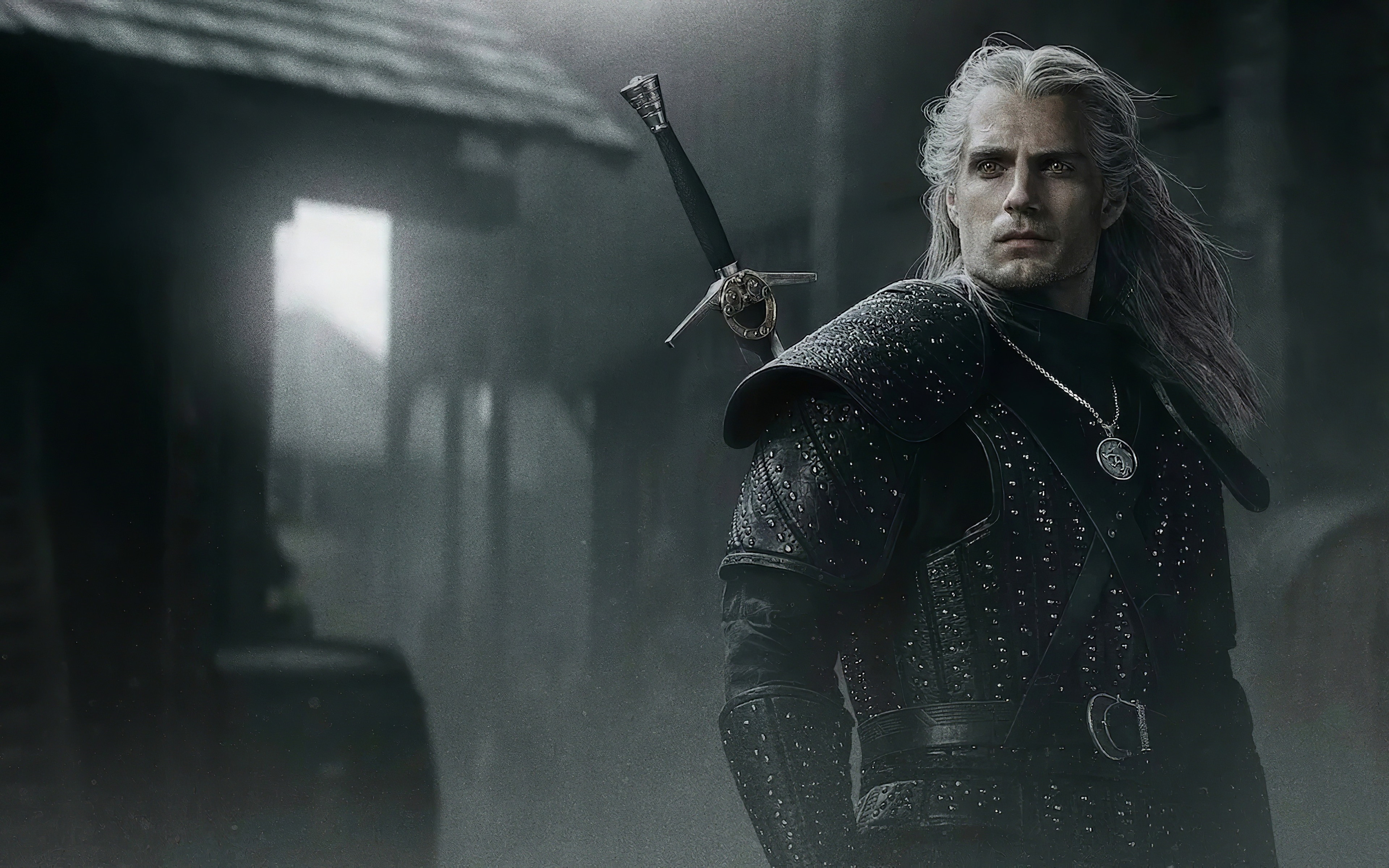 Henry Cavli in The Witcher wallpaper 3840x2400