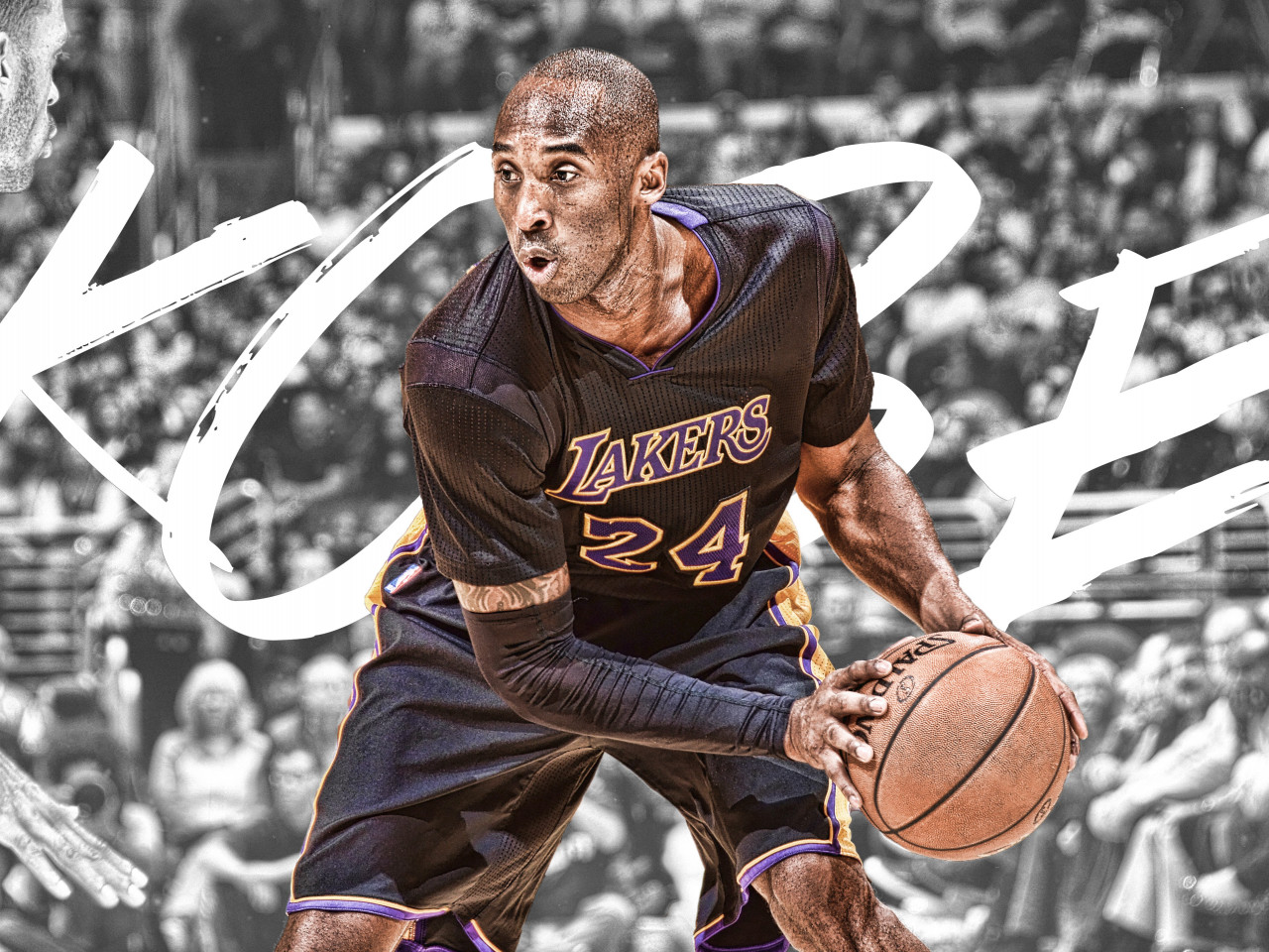 RIP Kobe Bryant wallpaper 1280x960