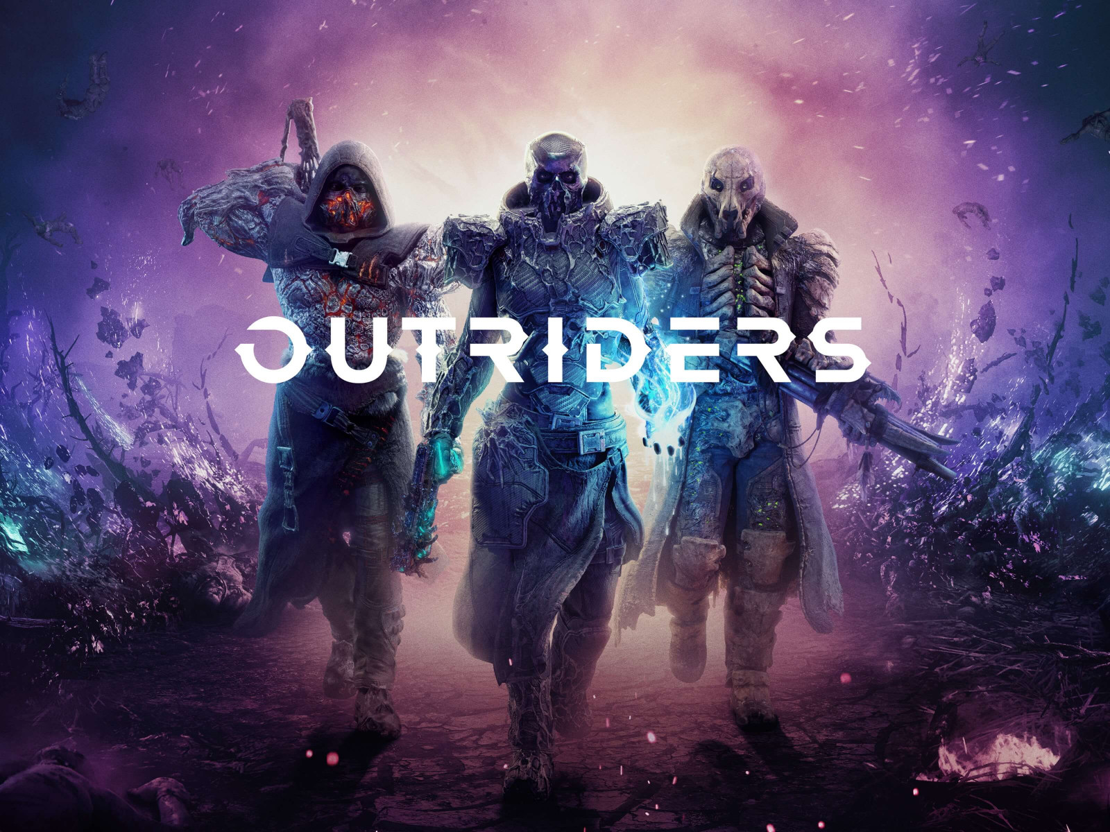 Outriders wallpaper 1600x1200