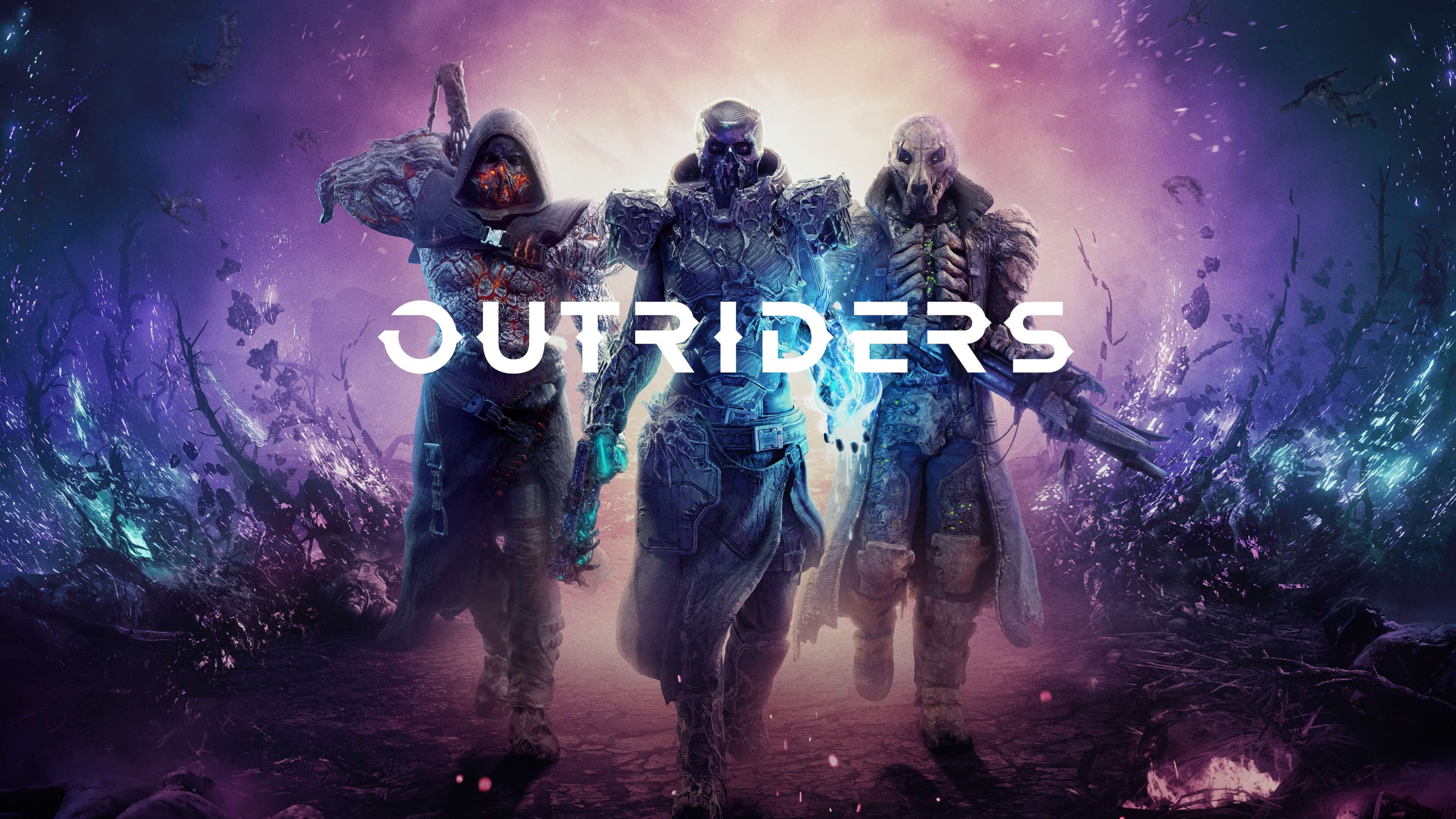 Outriders wallpaper 3840x2160