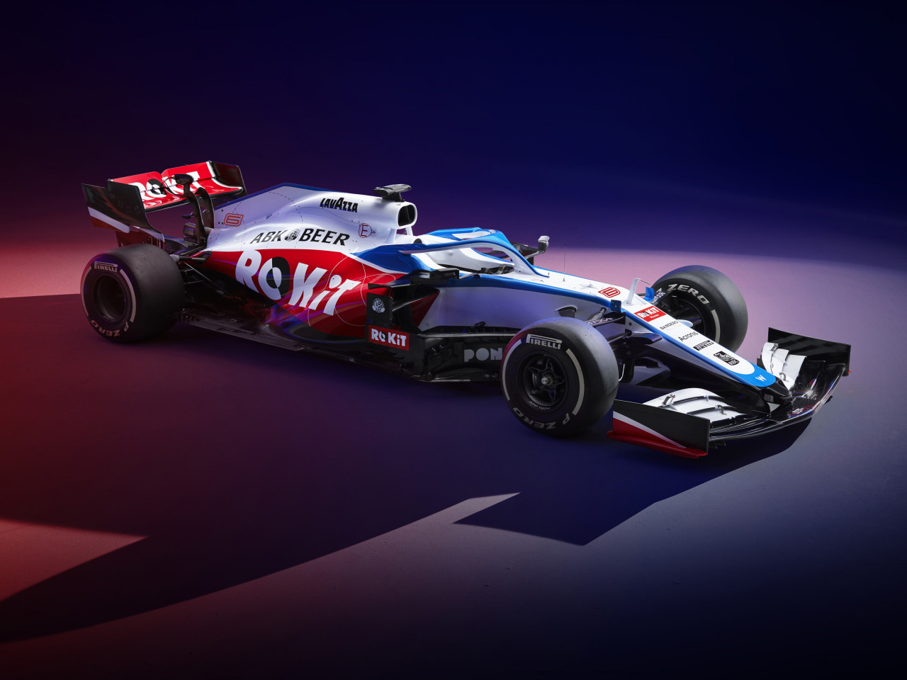 Williams F1 FW43 2020 wallpaper 1280x960
