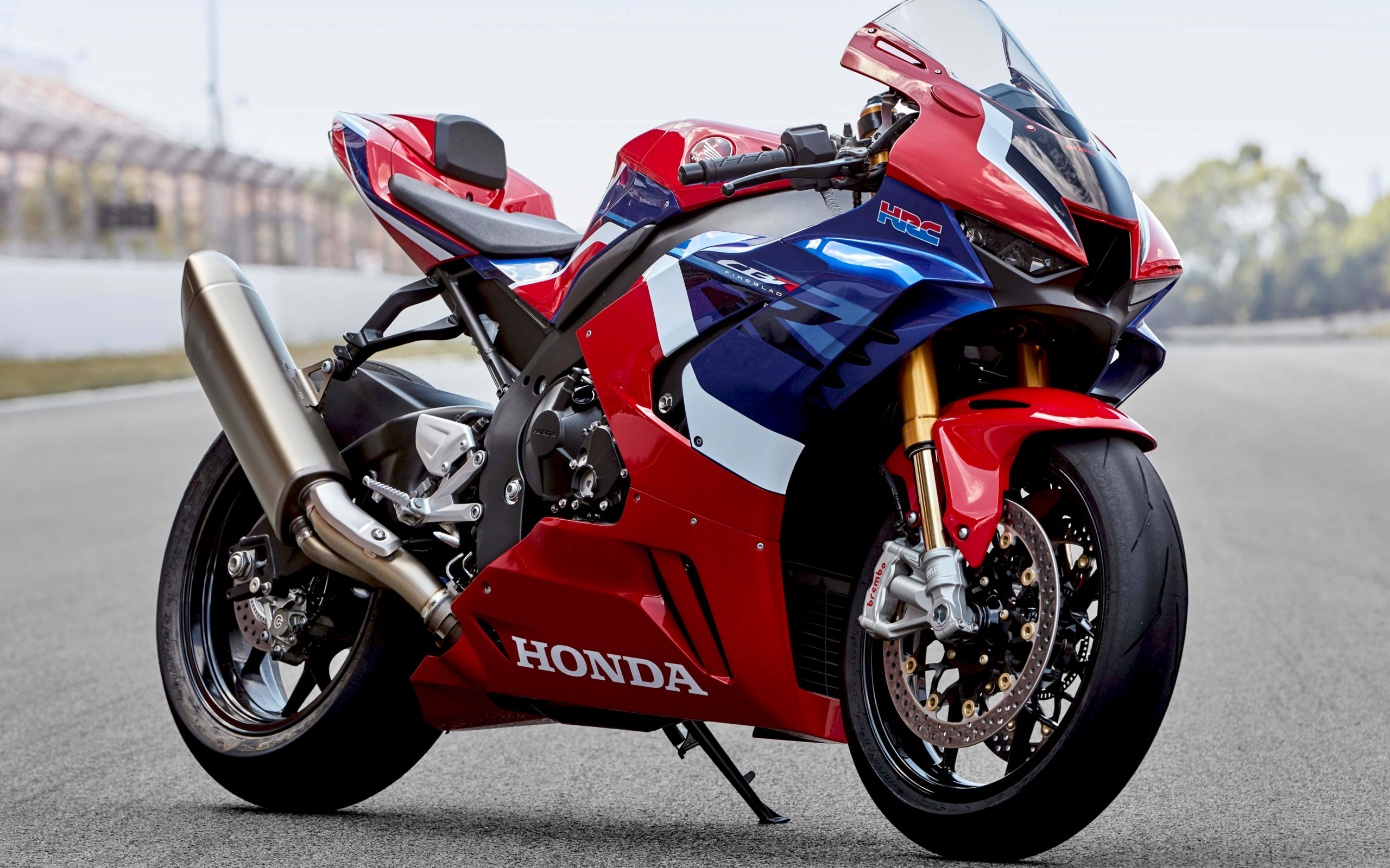 Honda CBR1000RR R SP wallpaper 2560x1600