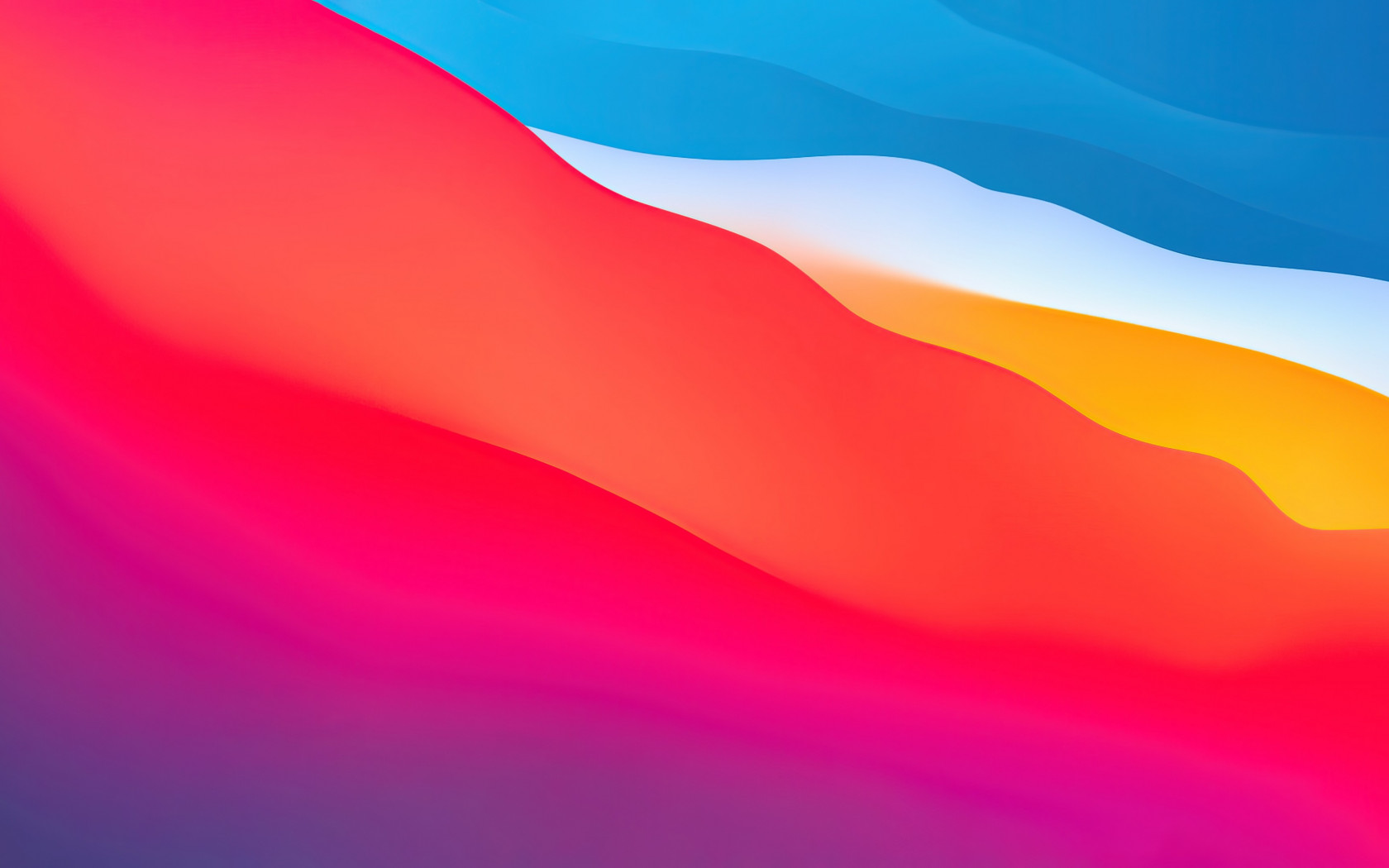 macOS Big Sur WWDC wallpaper 1680x1050