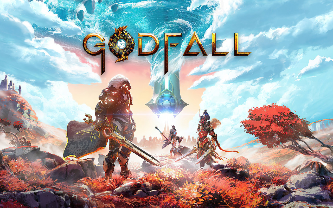 Godfall wallpaper 1280x800