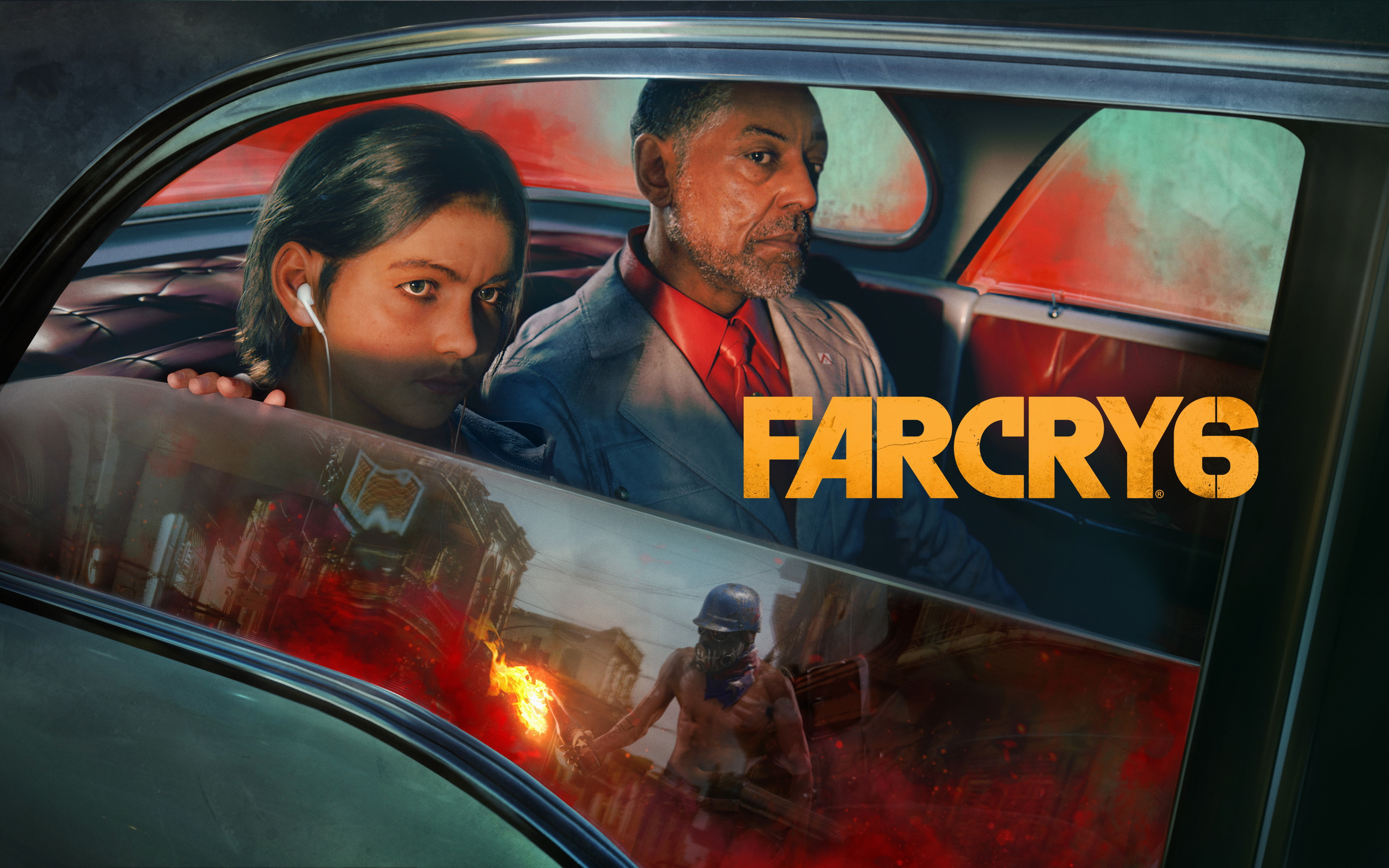 Farcry 6 wallpaper 3840x2400