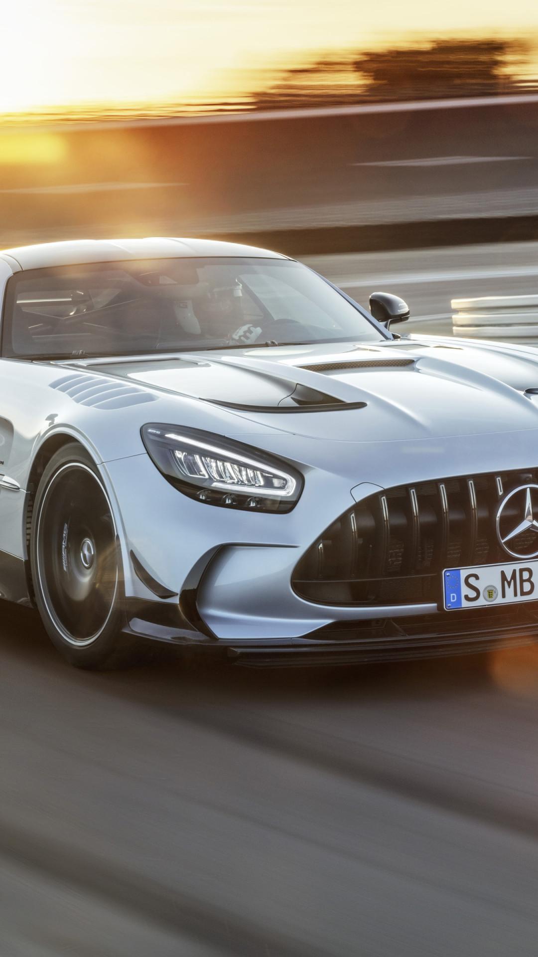 Download Wallpaper Mercedes Amg Gt Black Series 2020 1080x1920