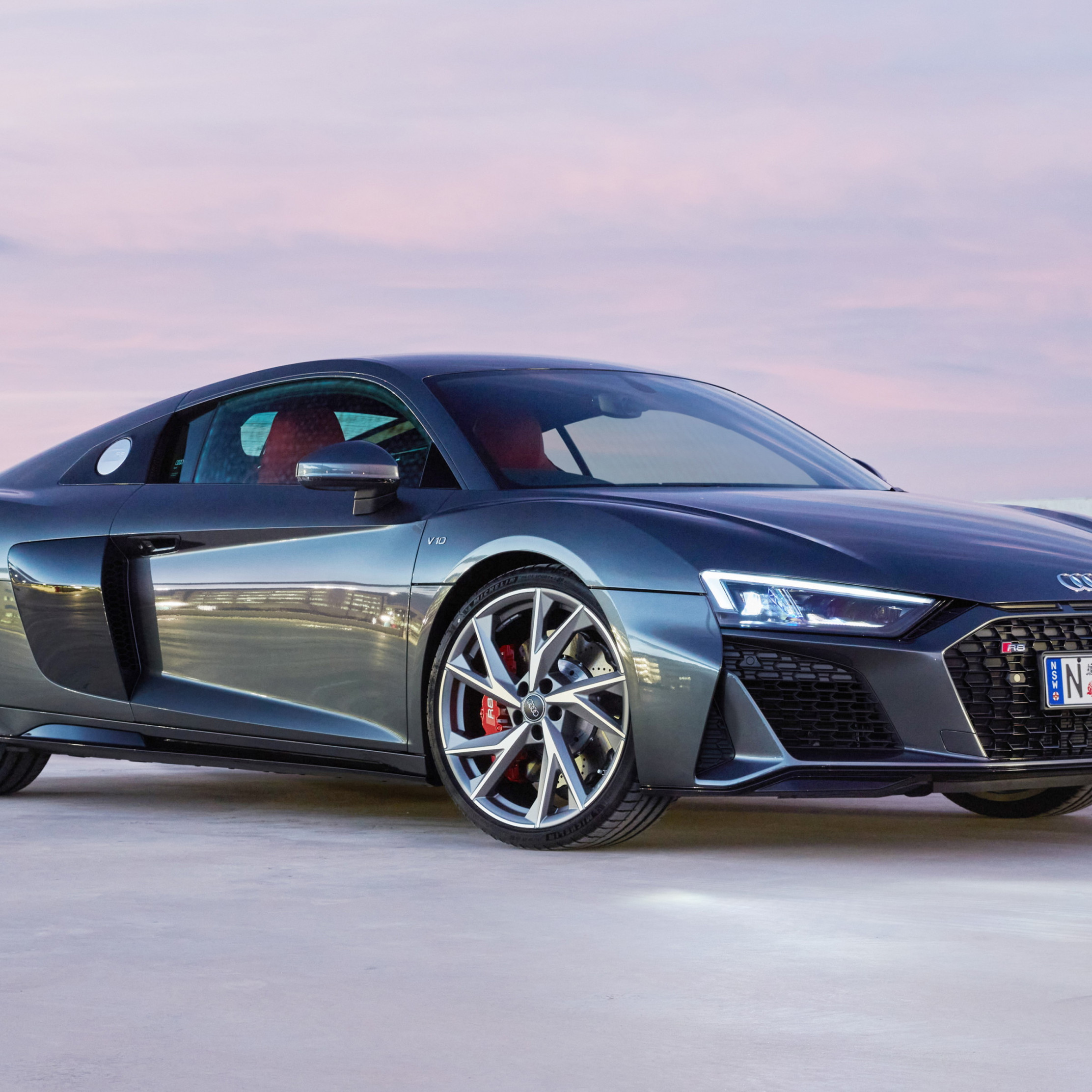 Audi R8 V10 RWD Coupe wallpaper 2224x2224