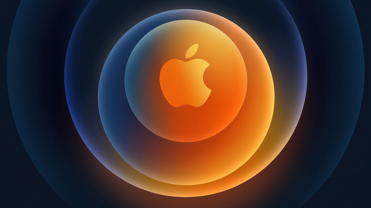 Apple Event wallpaper 1280x720