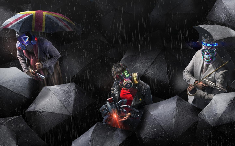 Download wallpaper: Watch Dogs: Legion poster 1440x900