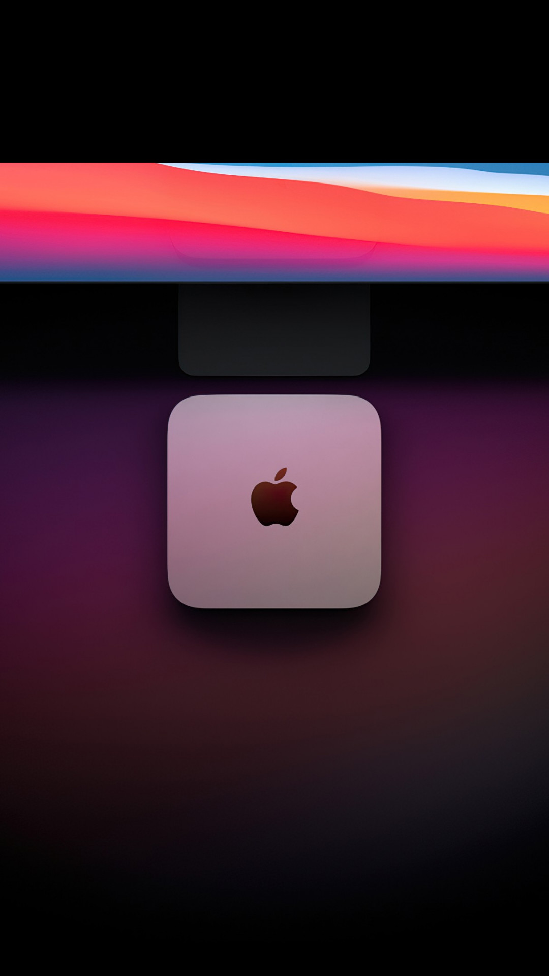 Mac Mini wallpaper 1080x1920