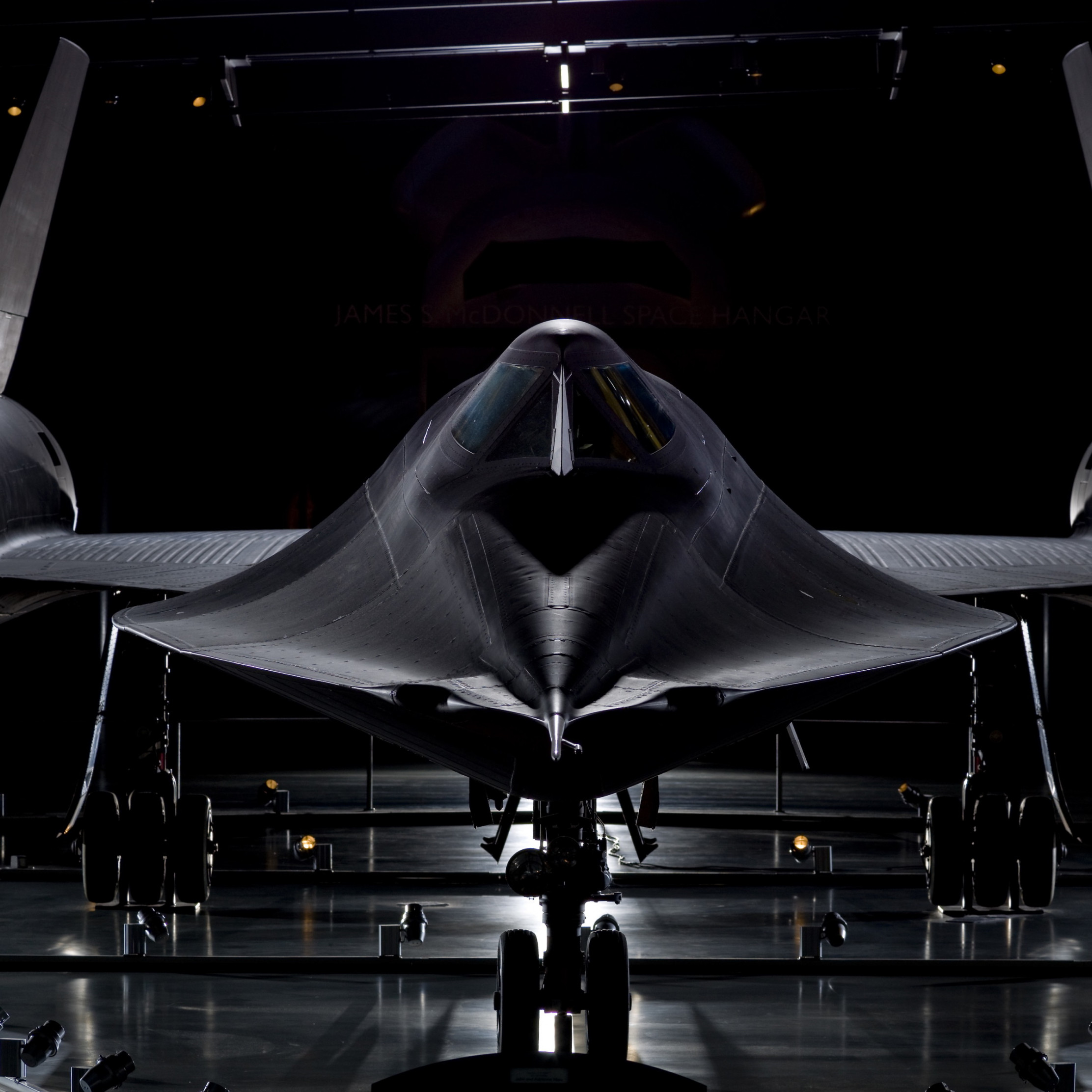 Lockheed SR 71 Blackbird wallpaper 2224x2224