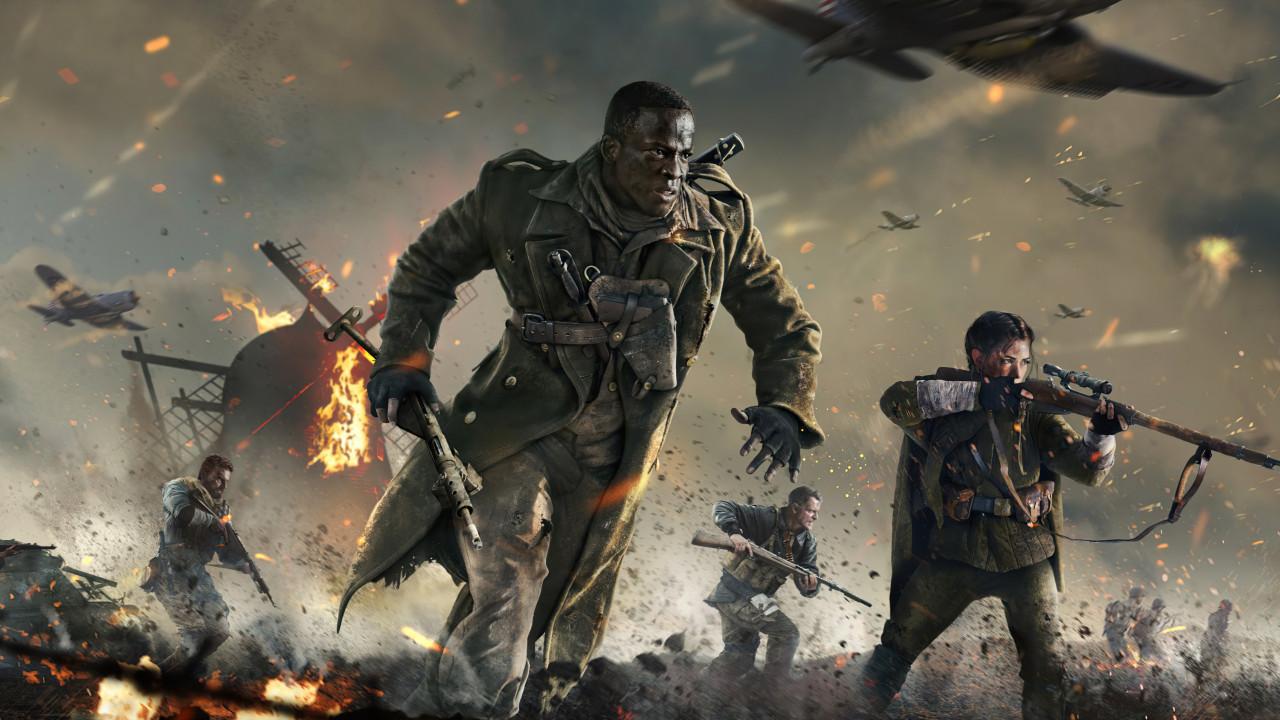 Download wallpaper: Call of Duty Vanguard 1280x720